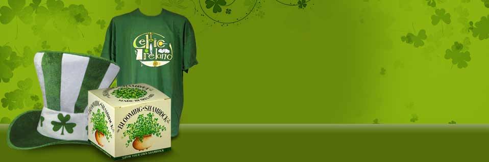 Irish novelties, gifts and souvenirs from Ireland